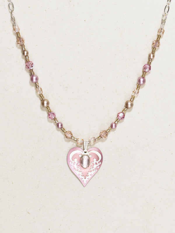 Penelope Heart Necklace