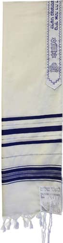 Traditional Wool-Oversized Tallit