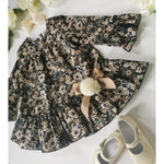 Carmen Vazquez Floral Dress - Lala Kids