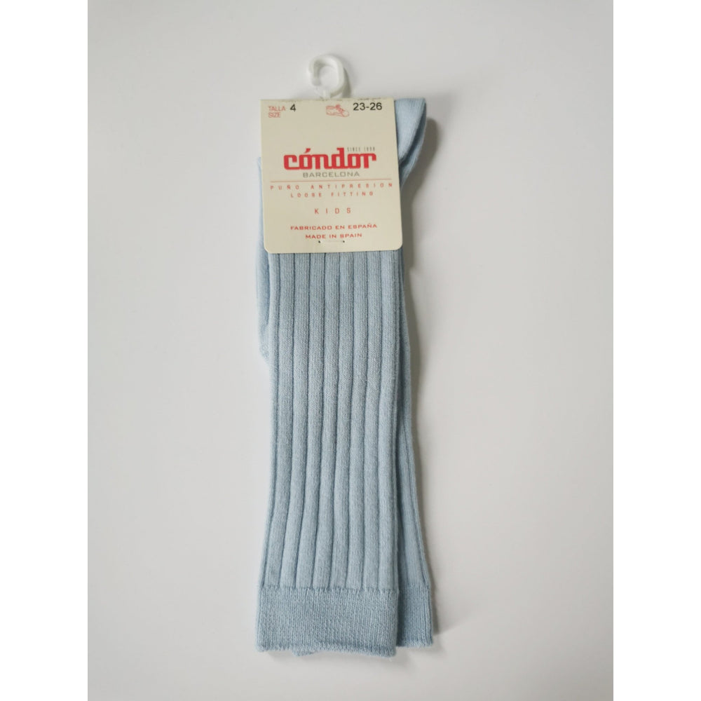 Condor Boys Ribbed Socks - Lala Kids