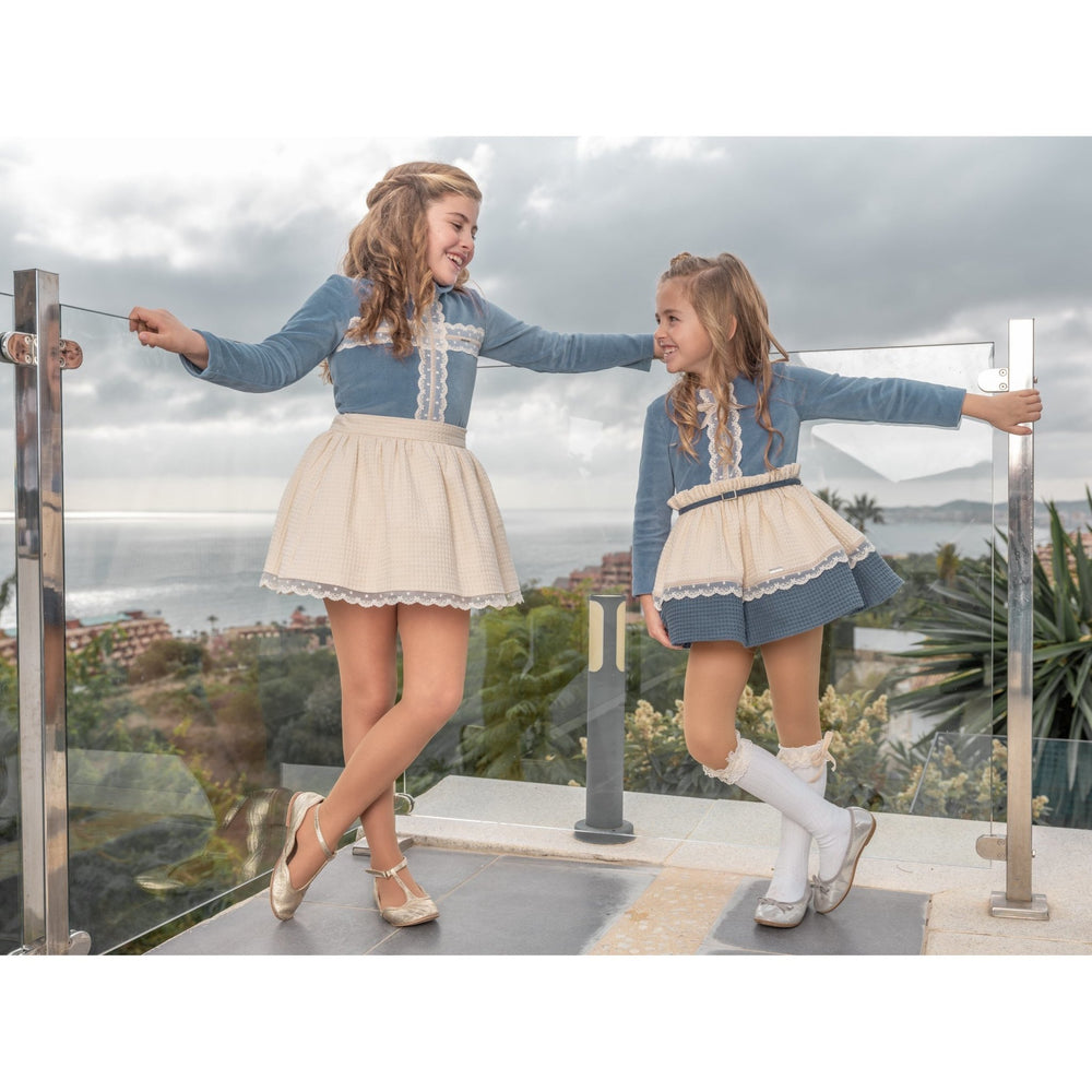 Nekenia Girls Dress - Lala Kids