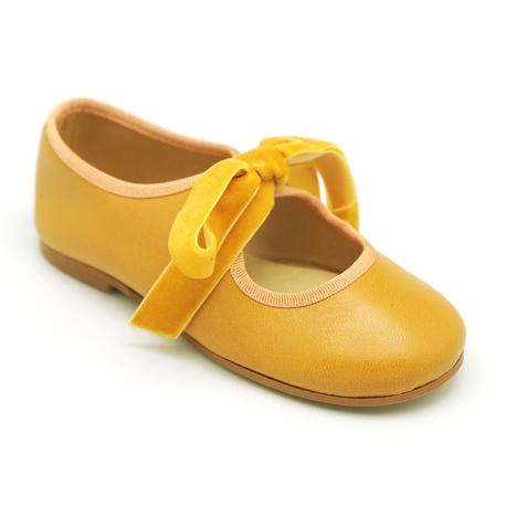 Okaa Girls Mary Janes - Lala Kids