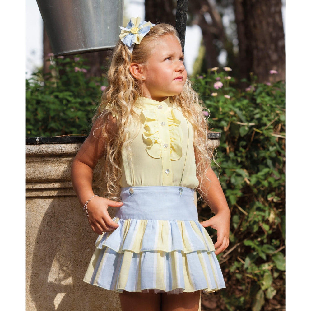 Girls Skirt Set - Lala Kids
