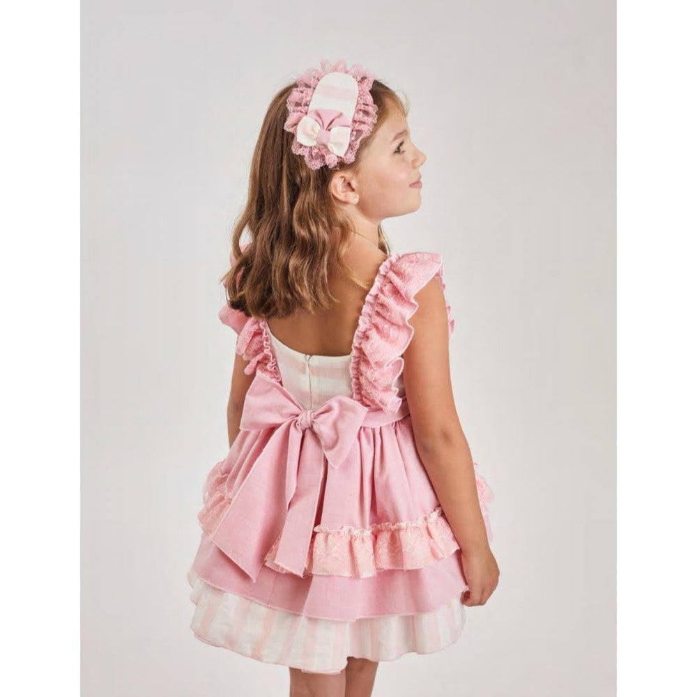 PRE ORDER Ricittos Girls Dress - Lala Kids
