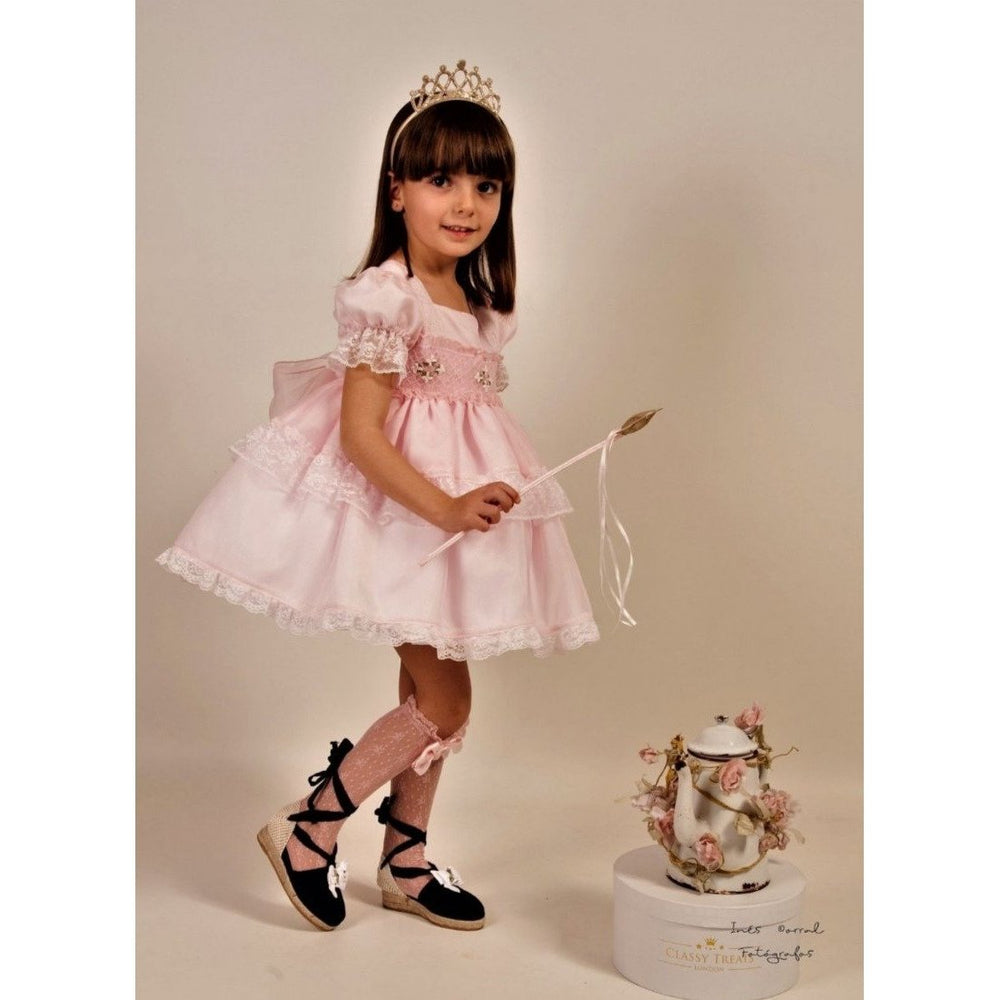 Dalia Dress - Lala Kids