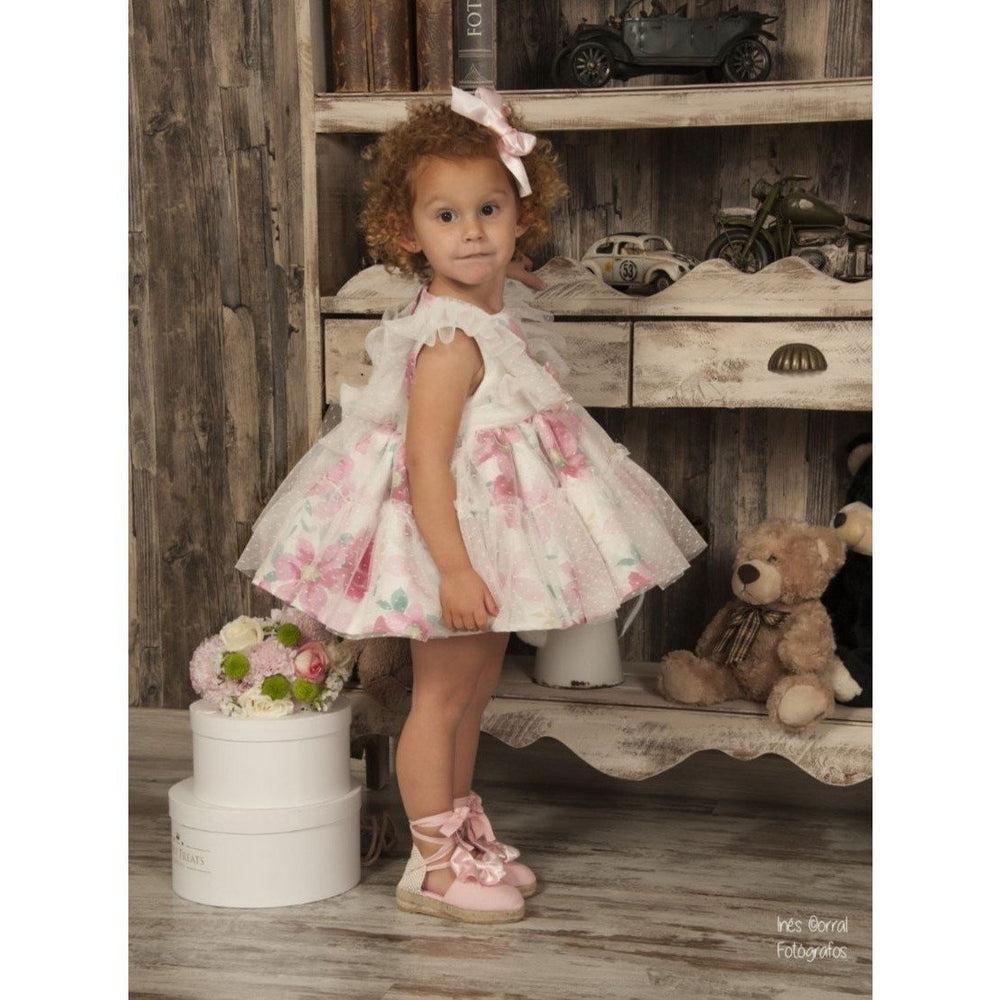 Danni Dress - Lala Kids