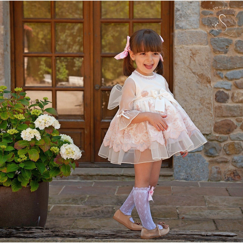 Sonata Emelie Dress - Lala Kids