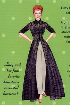 A Closer Look at 1950's Fashion