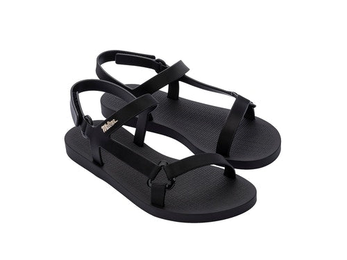 Melissa Downtown Sandals Black