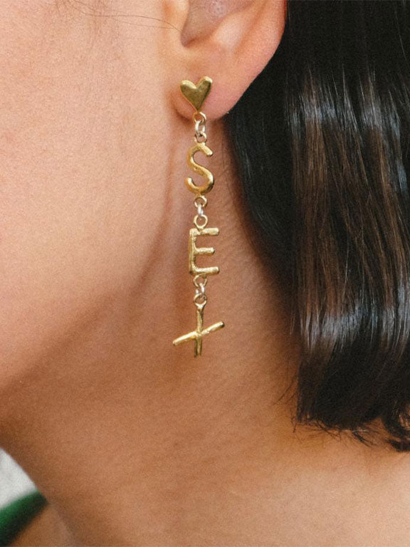 SEX Single Earring