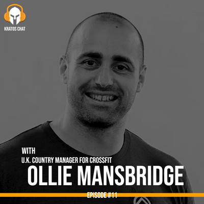 Episode 11 with Ollie Mansbridge