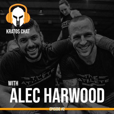 KRATOS CHAT - Episode 2 with Alec Harwood