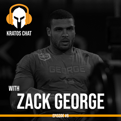 Episode 6 - Zack George
