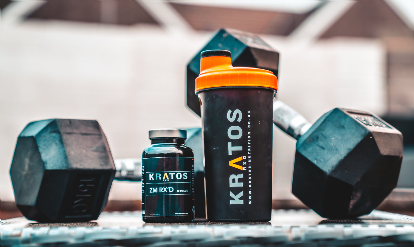 kratos nutrition crossfit supplements