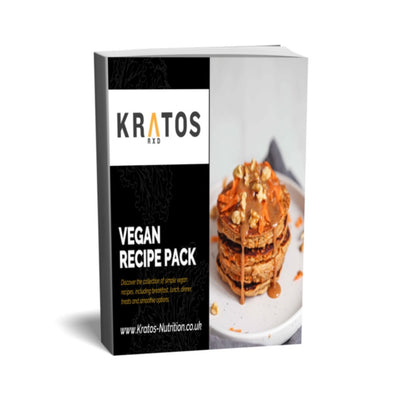 Kratos Vegan Recipe eBook : Volume 1