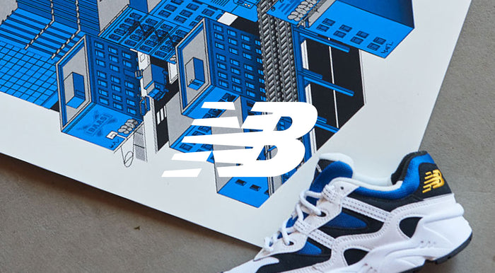 Relaunch: ZEDZ x SneakerBAAS x New Balance