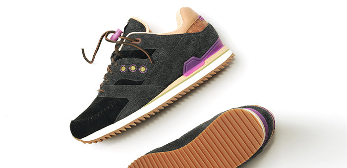 Saucony Originals Courageous Lapstone & Hammer
