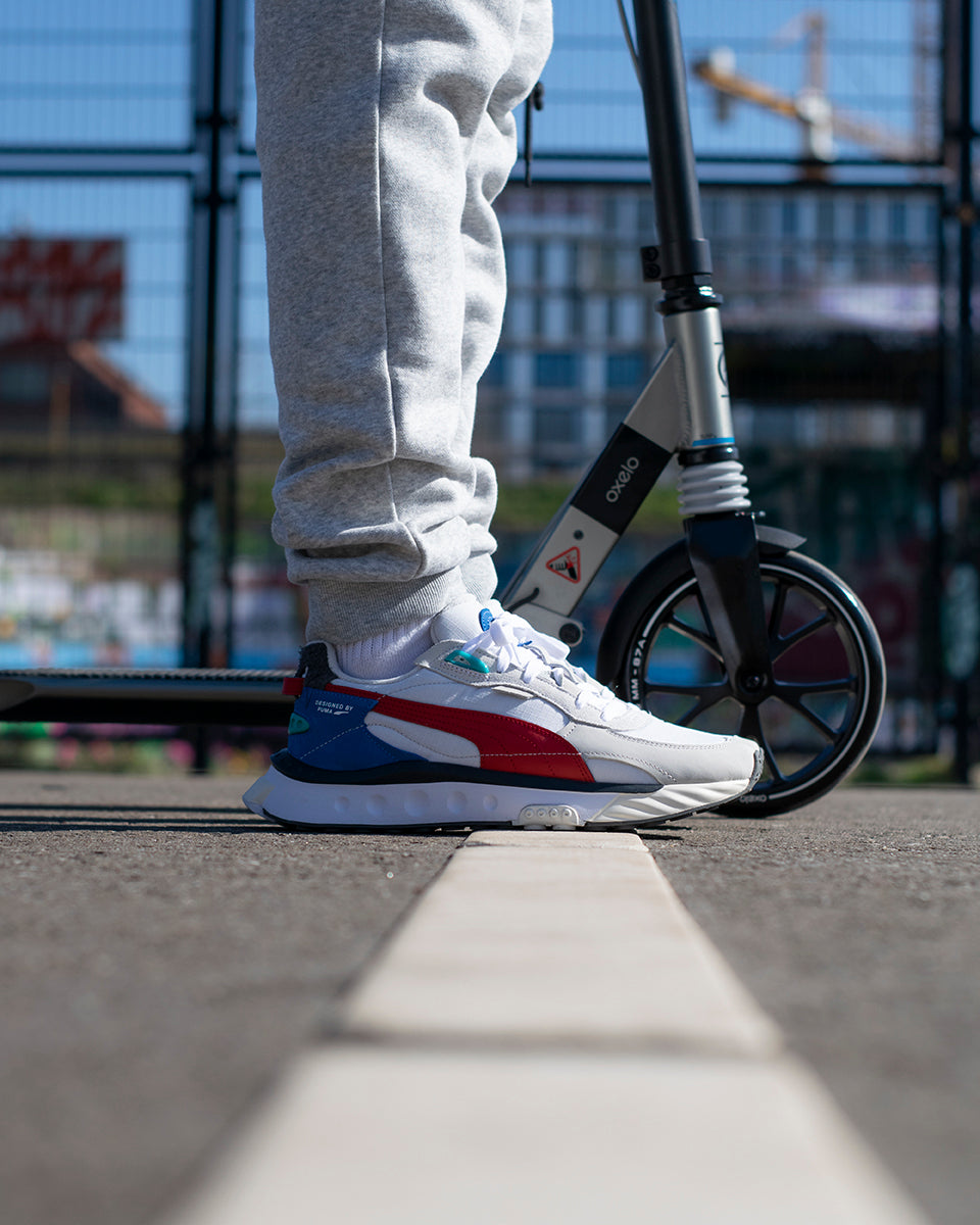 "Puma Wild Rider Layers ""White"" 38069701"