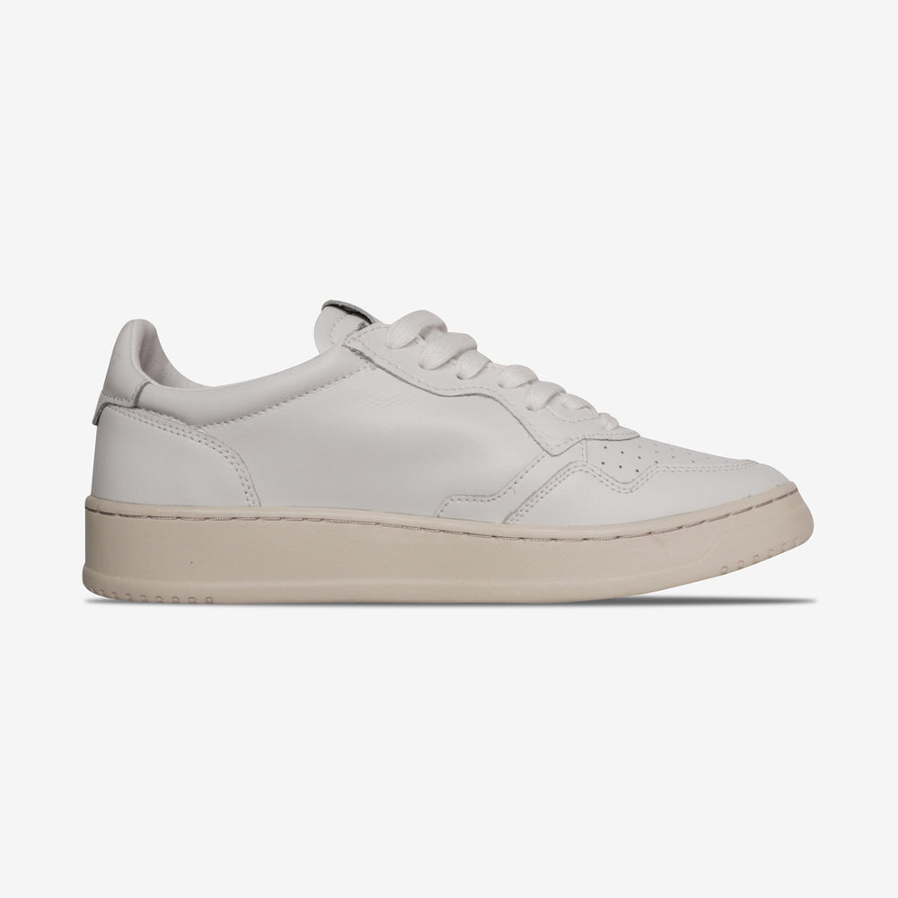 Wmns Low Leather