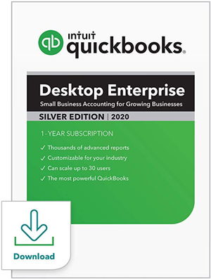 Quickbooks Hosting with Enterprise Desktop Bundle