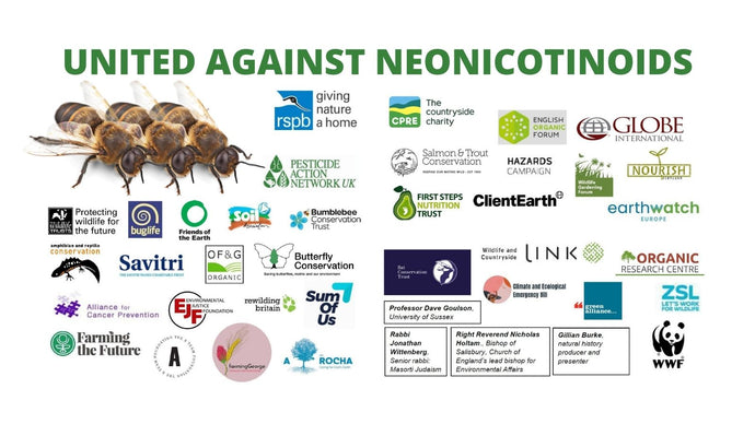 Neonicotinoids And Climate Change