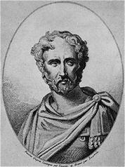 Supposedly Pliny the Elder