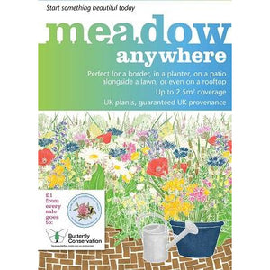 Meadow Anywhere Seed Mix