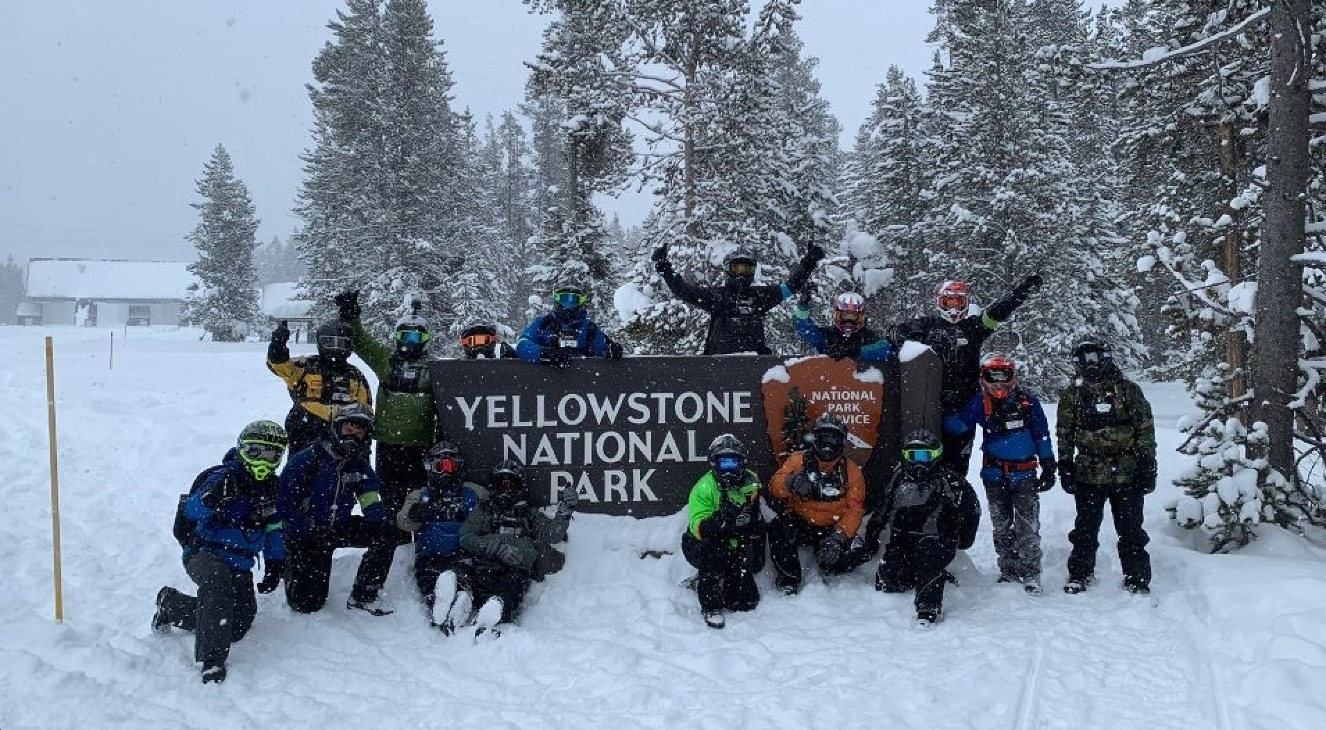 Snowmobile in West Yellowstone (February 18th - 21nd) Weekend Trip