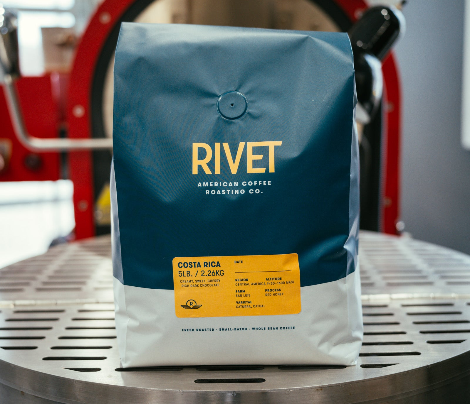 Costa Rica Red Honey Single Origin Coffee