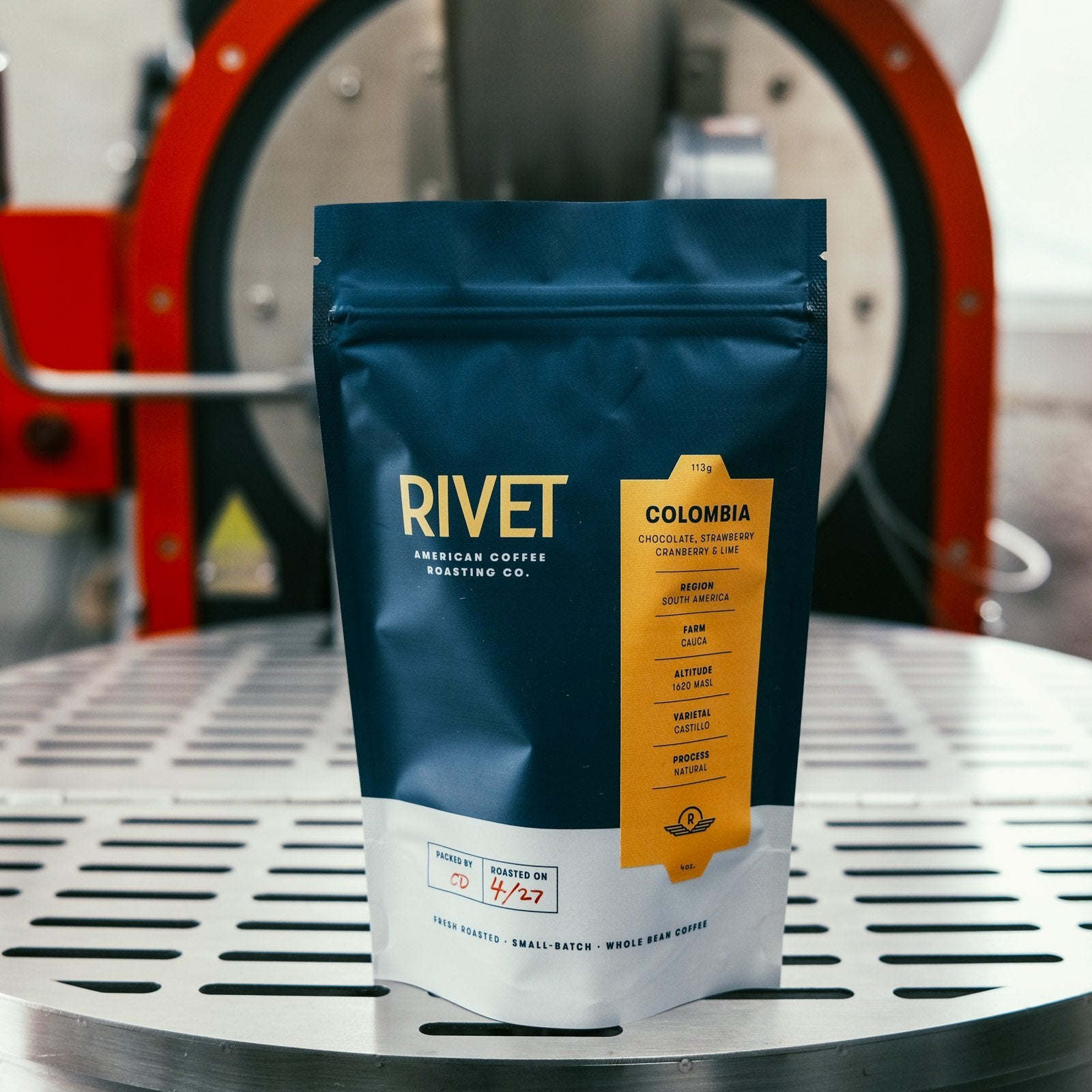 Cauca Natural, Colombia Single Origin Coffee - RIVET Coffee