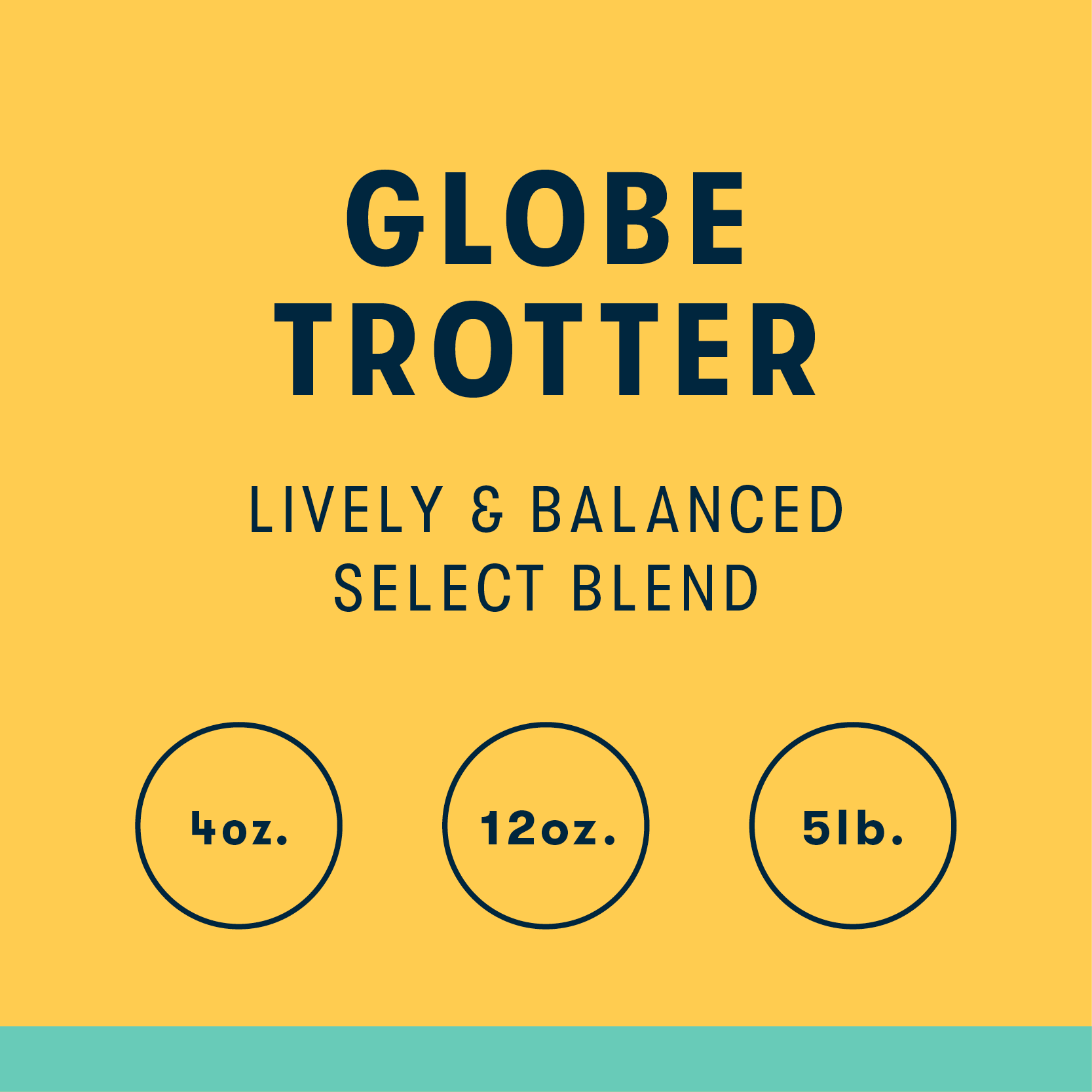Globe Trotter Blend - RIVET Coffee