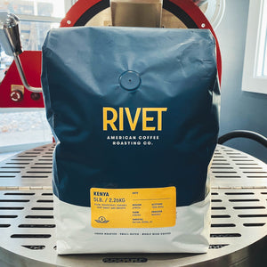 Kibugu Microlot, Kenya AB Single Origin Coffee - RIVET Coffee