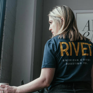 Rivet T-Shirt - RIVET Coffee