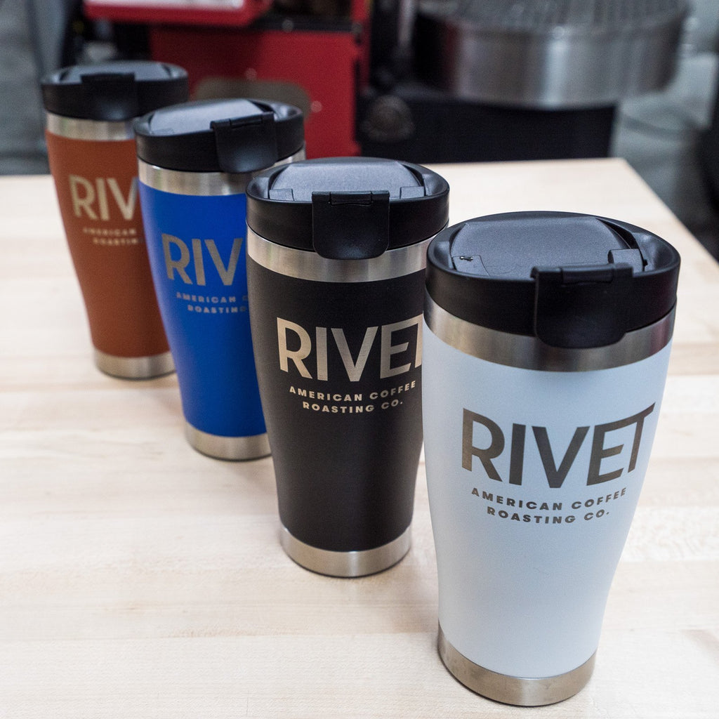 RIVET Tumbler - RIVET Coffee