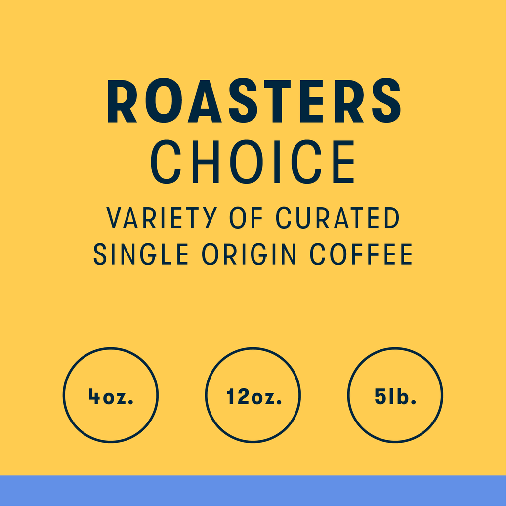 Roasters Choice Subscription - RIVET Coffee