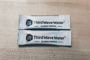 Third Wave Water Classic Profile Single 1 Gallon Sticks - RIVET Coffee