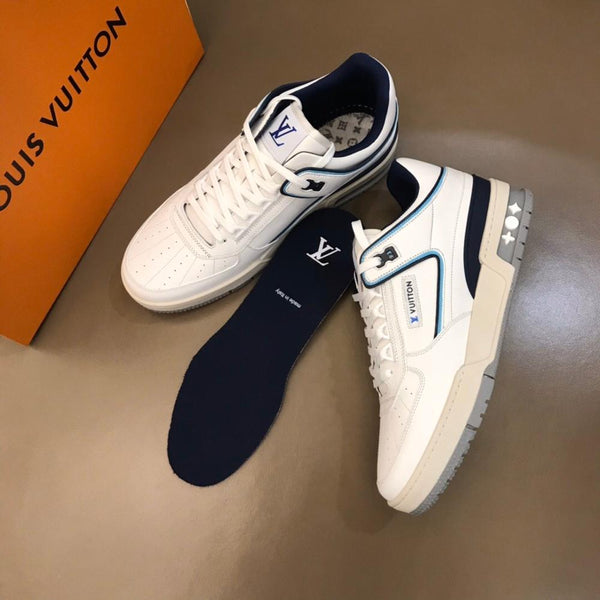 2020 Lv sneakers monogram shoes for man