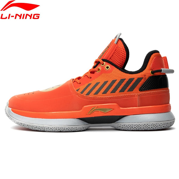 Li-Ning Men WOW 7 Golden Gate Basketball Shoes wayofwade 7 CUSHION LiNing li ning CLOUD wow7 Sport Shoes Sneaker ABAN079 XYL212