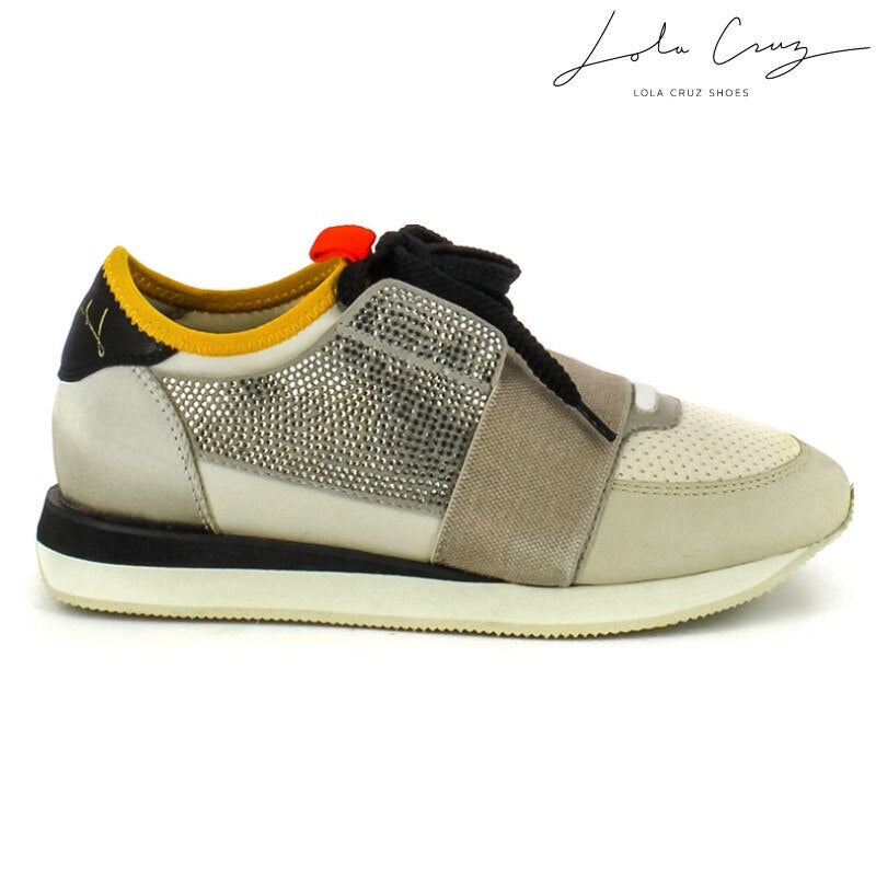 Для женщин Кроссовки LOLA CRUZ female woman shoes TmallFS sneakers