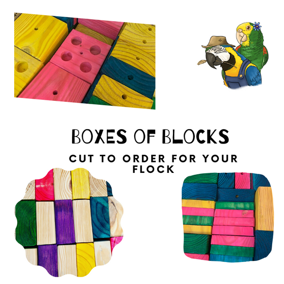 Boxes Of Blocks