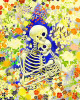 """Till Death and Beyond"" Print"