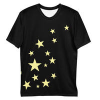 """Starry Night Departure"" Graphic Tee"