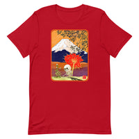 """Skelly-San & Fuji-San"" Graphic Tee"