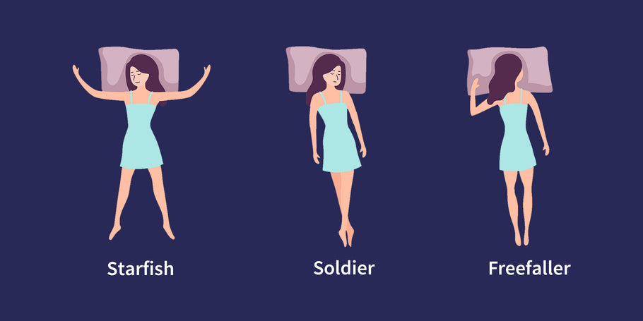 6 Sleeping Positions and What They Say About Your Personality