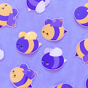 Ubees Sticker Pack
