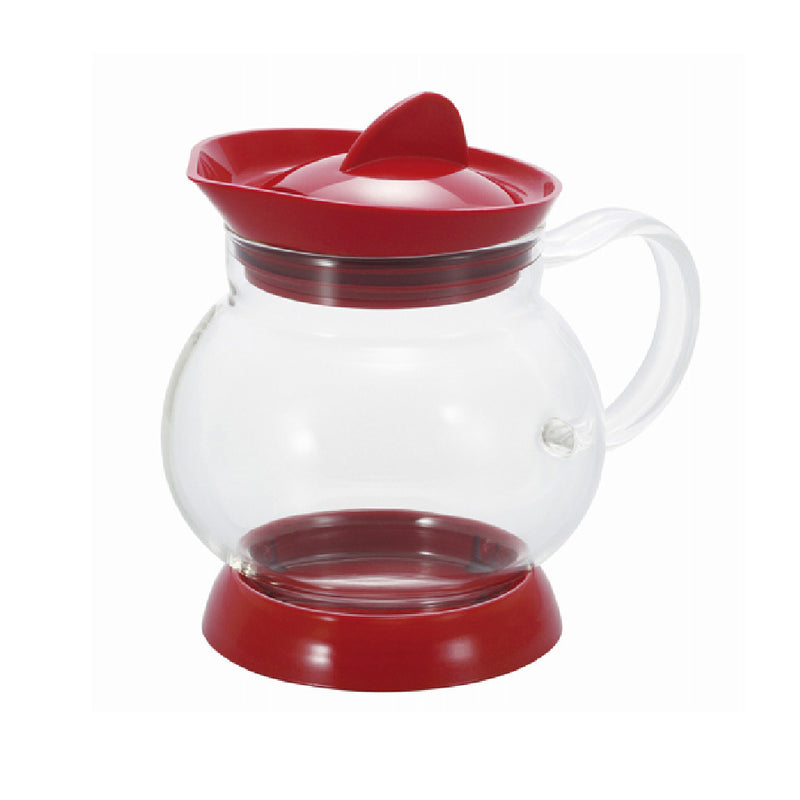 Hario Jumping Tea Server Red