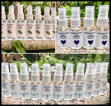 Load image into Gallery viewer, BULK ORDER Hand Sanitizer 50+ Units Custom Label Available, Wedding Favors Hand Sanitizers