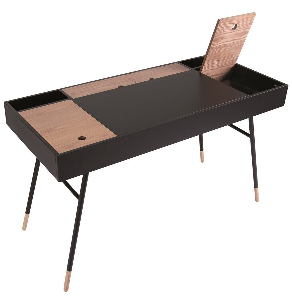 Morse Working Desk - Black
