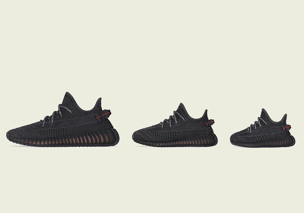 "giro Intrusión silueta  The adidas Yeezy Boost 350 v2 ""Black"" Will Be Back For Black Friday –  goodvibesclothingshop"