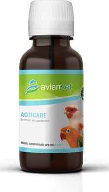Avianvet AcidCare 100ml For Cage BIrds | The Poultry Coop